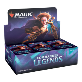 Commander Legends Boosterbox